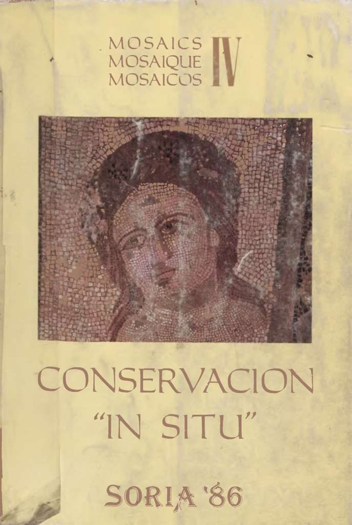 Mosaicos No. 4: Conservación in situ