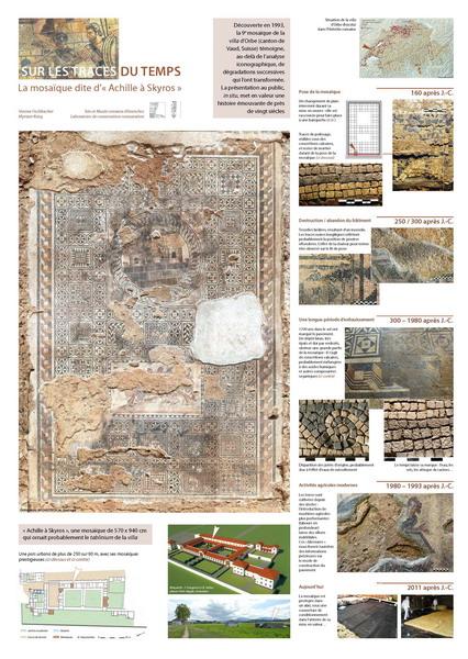Fischbacher and Krieg_Sur les traces du temps. La mosaique d Achille a Skyros