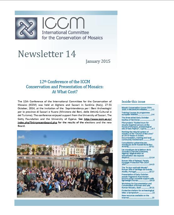 Newsletter No14