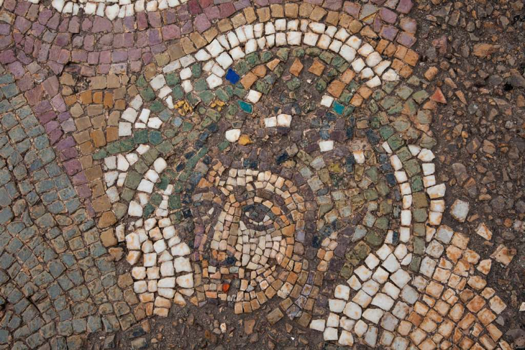 Training Course: Conservation and Management of Archaeological Sites with Mosaics