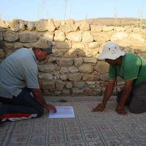 Regional Technician Training course: technicians conducting condition survey and documentation