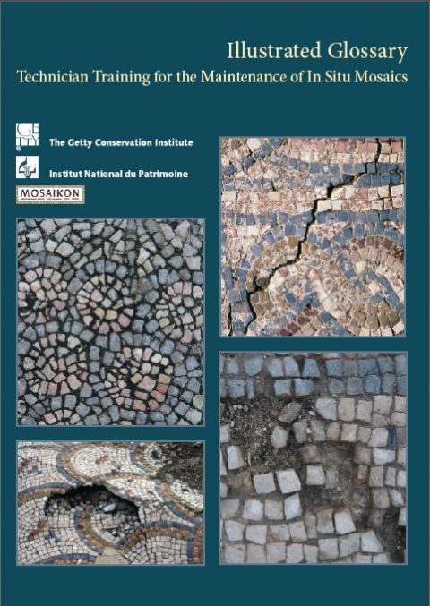 Illustrated Glossary: Technician Training for the Maintenance of In Situ Mosaics