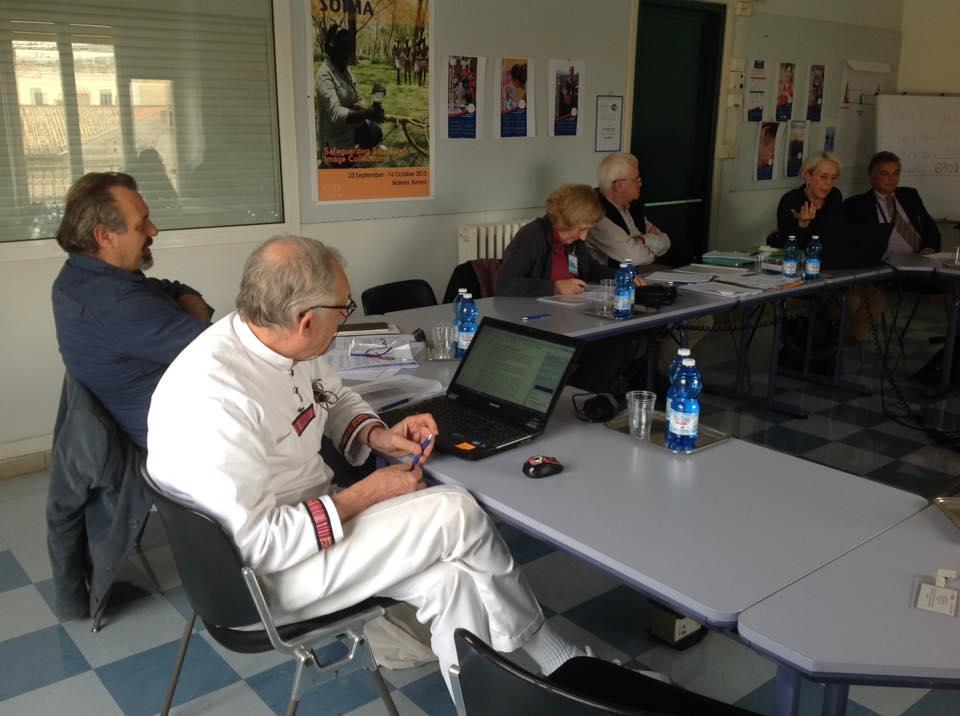 ICCROM - ICCM Meeting 2016