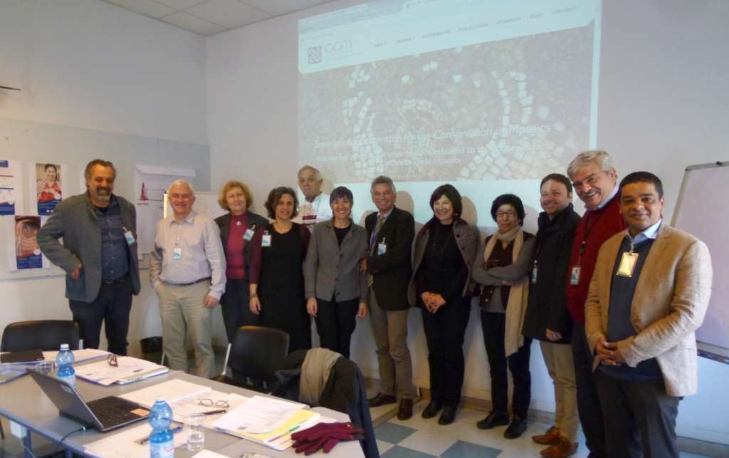ICCM Board Meeting, 22 January 2016, ICCROM, Rome