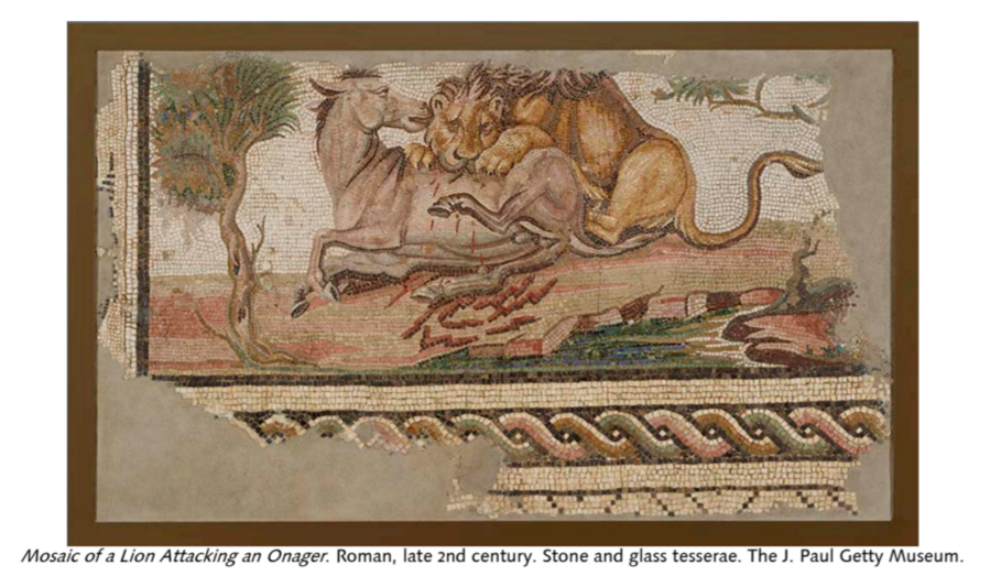 Roman Mosaics across the Empire, on view March 30–September 12, 2016, at the J. Paul Getty Museum at the Getty Villa