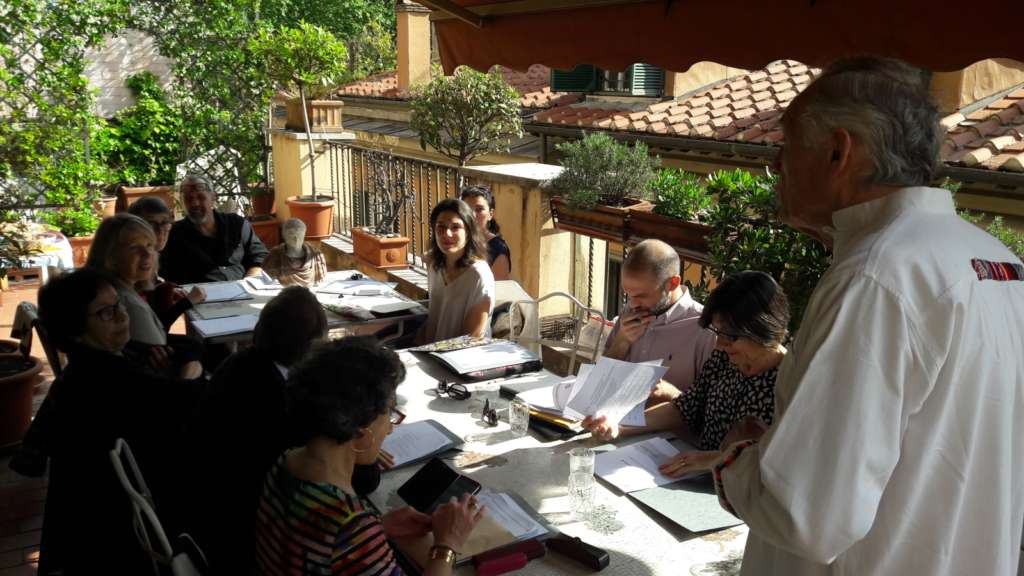 ICCM Annual Board Meeting, 13th-15th May 2018, Rome
